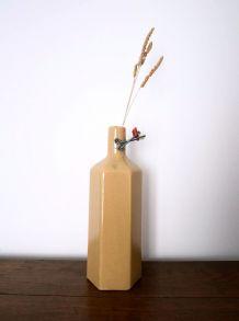 Carafe en grès vintage