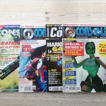 lot magazines jeux vidéo