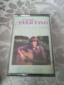 K7 Audio — Jose Feliciano - Escenas de amor