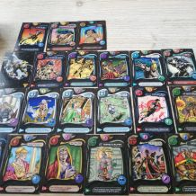 lot de cartes deus