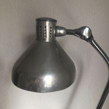 Lampe Jumo GS1 chromée vintage 1950 - 55 cm