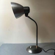 ANCIENNE LAMPE DE BUREAU BAUHAUS ALLEMANDE SIS