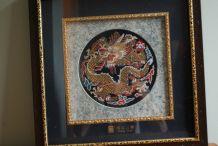 Cadre Art chinois