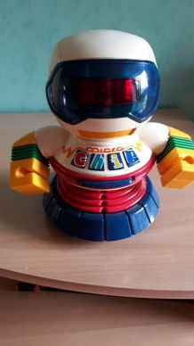 Robot MICRO CHIP - New Bright - vintage