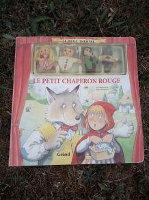 livre Le petit chaperon rouge