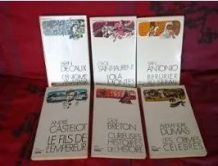 Lot Livres Poches Vintage (Offerts Par Total)