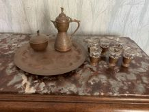 Service a thé oriental ancien