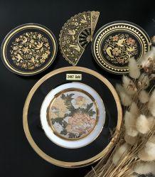Sujets décoratifs Art de Chokin Japon