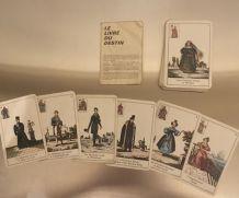 Jeu de cartes divinatoire