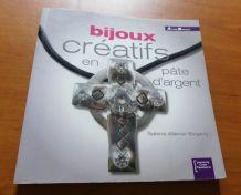 livre pour la réalisation de bijoux en pâte d'argent