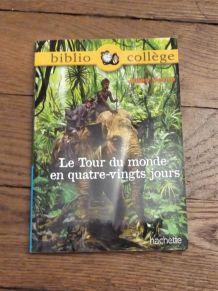 Le Tour Du Monde En Quatre Vingts Jours-Jules Verne Hachette