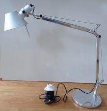 Lampe Artemide tolomeo mini aluminium