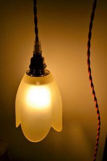Lampe baladeuse vintage