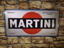PLAQUE DECO MARTINI
