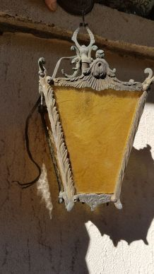 lanterne en bronze