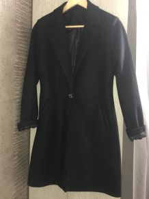 Veste noir classe