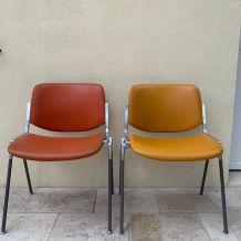 Chaises Vintage Dsc6
