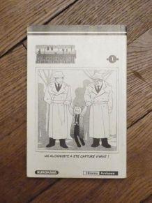 FullMetal Alchemist- Tome 1- Hiromu Arakawa- Kurokawa
