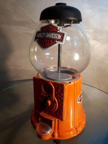 Distributeur chewing gum et bonbon, deco vintage. 28x15