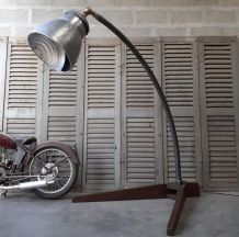 Lampe sur pied Lampadaire Design Architecte Lampadaire 1920