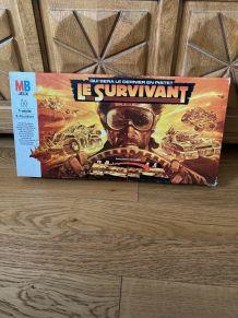 Jeu MB 1987 Le Survivant