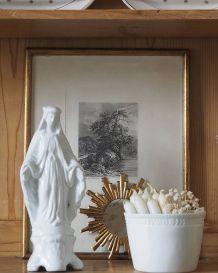 Statuette Vierge