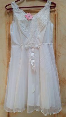 Fond de robe ou nuisette 42