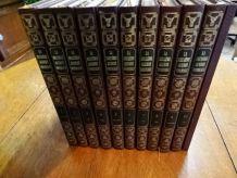 """Encyclopédie """"La 2ème guerre mondiale"""" 10 livres + 1 index e"""