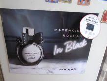 Plaque magnétique parfum Rochas
