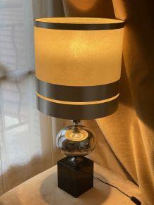Lampe vintage de Philippe Barbier - 1970