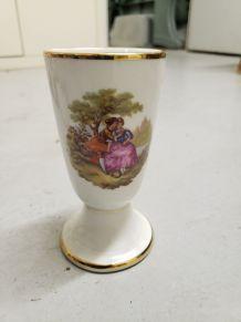 coupe porcelaine L'Hirondelle