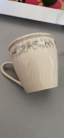 Tasses porcelaines