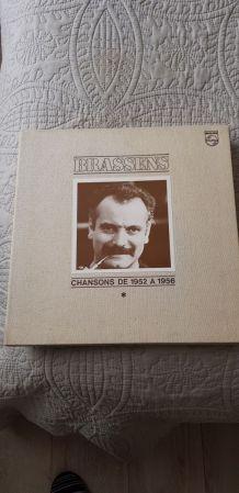 Coffret Georges Brassens