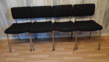 chaises de André Simard pour Airborne des années 50