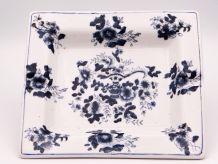 Vide Poche Cendrier Vintage Chinois  XXe porcelaine