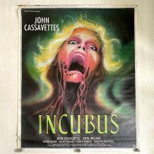 """Affiche du Film """"Incubus"""" 1982 - 160x120 cm - entoilée"""