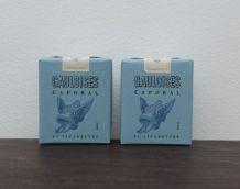 GAULOISES CAPORAL TROUPE CIGARETTES - L9