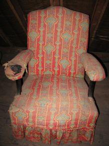 ancien fauteuil