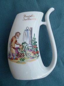 tasse originale en porcelaine Cmielow