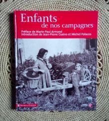 Enfants de nos campagnes- Collection Terres de France