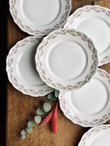 Le service en porcelaine Bourgeois