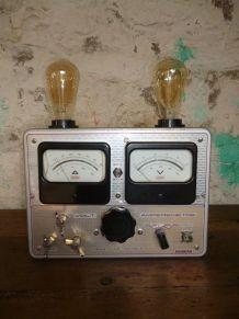 Lampe industrielle - AMPEREMETRE -