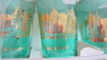 6 verres Luminarc Vintage