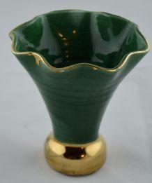 Petit vase Louviers vert