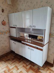 Buffet de cuisine en Formica