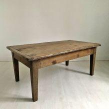 Table basse vintage 50's