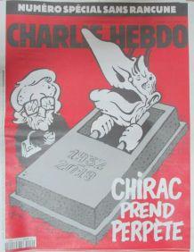CHARLIE HEBDO N° 1419 de OCTOBRE 2019 SPÉCIAL SANS RANCUNE C