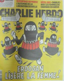 CHARLIE HEBDO N° 1421 de Oct 2019 GUERRE TURQUIE SYRIE ERDOG