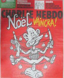 CHARLIE HEBDO N° 1378 de DÉC. 2018 TERRORISME ATTENTAT STRAS