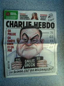 CHARLIE HEBDO No 1374 NOVEMBRE 2018 ÇA POLLUE ÇA COÛTE CHER